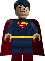Superman (New 52 in game)