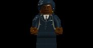 MCM Agent J 2