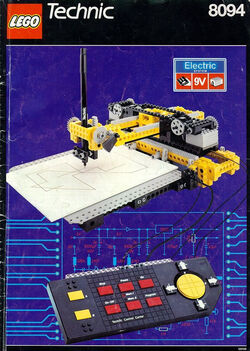 8094 Technic Control Center