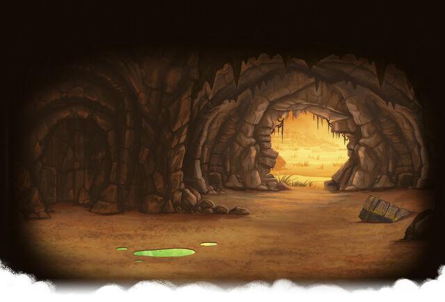 File:Snake Cave Background.jpg
