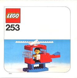 253-Helicopter and Pilot