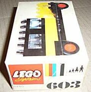 603 Vintage Car Box