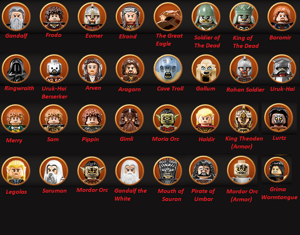 File:All Made LOTR Characters.png