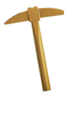 Golden Pickaxe