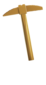 File:Golden Pickaxe.png