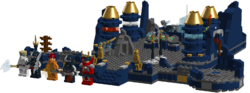Elemental Chamber Battle