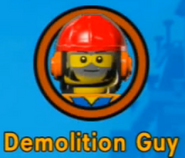 Demolition Guy
