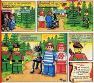 Bricks n Pieces Spring 1988 Robin Hood
