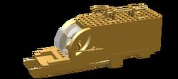 Gold Bolt's Gold Carbonite Transport, 1