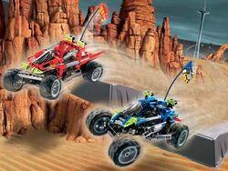 8363 Baja Desert Racers