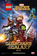 Lego Guardians of the Galaxy 2014