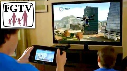 Lego City Undercover Wii U Review, Hands-On with Family