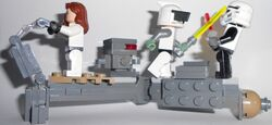 Storm Gunner Commander Sith's Ambush