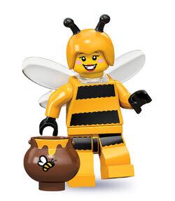 71001 Bumblebee Girl
