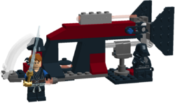 Sith Trooper Dropship