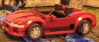 Stark's Sportscar