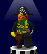 Captain Redbeard LR1