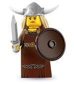VikingWomanCGI