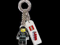 Bad cop keychain
