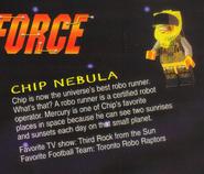Chip Nebula bio