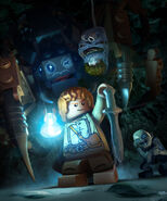 Gaming lego lord of the rings 3