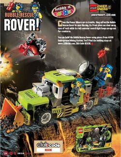 Rubble Rescue Rover