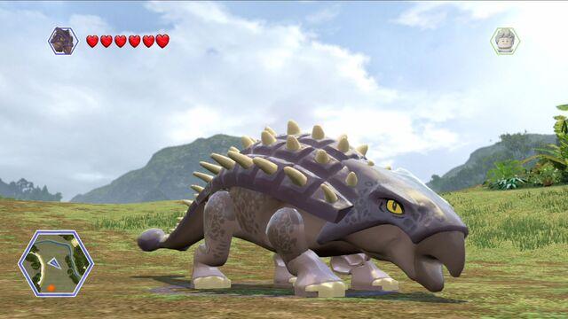 File:LEGO Ankylosaur.jpg