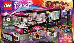 41106 Pop Star Tour Bus