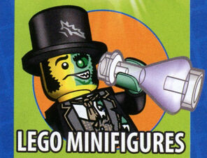 Series 9 minifigure