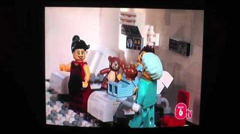 Lego Minifigures SERIES 6 in action!!!