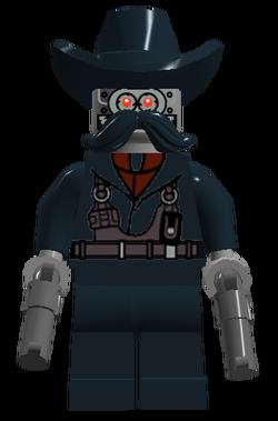 Chief Not-a-Robot