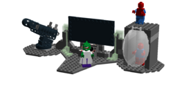 Lizard's lab