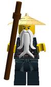 Sensei Wu (Black RobesUS)