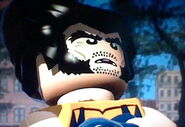 Wolverine close up