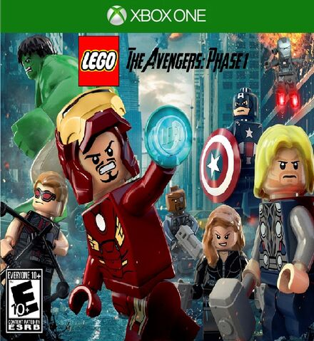 File:LEGO The Avengers-Phase 1 Cover (Xbox One).jpg