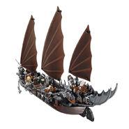 Ship rear