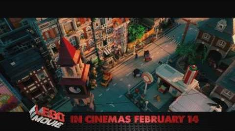 """The LEGO Movie - """"Fate"""" TV Spot - Official Warner Bros."""