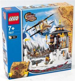 Legosherpa