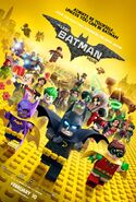 The LEGO Batman Movie Final Poster