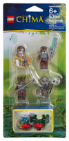 850910 Ensemble de figurines et d'accessoires Legends of Chima