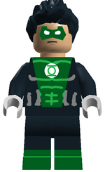 Kyle Rayner (Green Lantern)