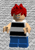 Phineas minifig