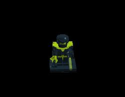 Blacktron Robot