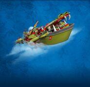 Imagecrocboat