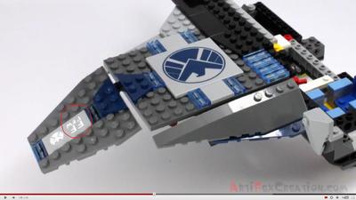 LEGO Fantastic Four?