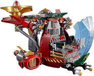 Lego Ninjago Ronin R.E.X. 6
