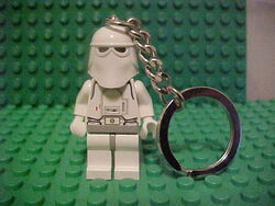 850352 Snowtrooper Key Chain