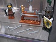 LEGO Toy Fair - Kingdoms - 6918 Blacksmith Attack - 09