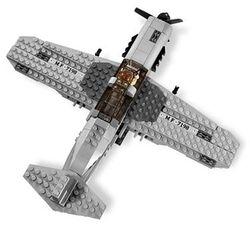 7198 German Plane
