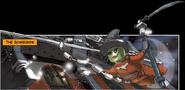 Scarecrow online comic